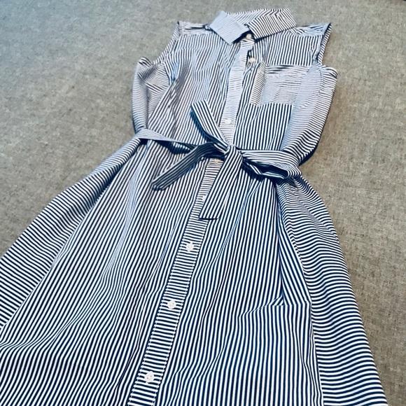 Tommy Hilfiger Dresses & Skirts - Tommy Hillfiger Stripped Dress